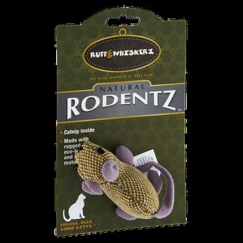 Ruff & Whiskerz Natural Rodentz Cat Toy