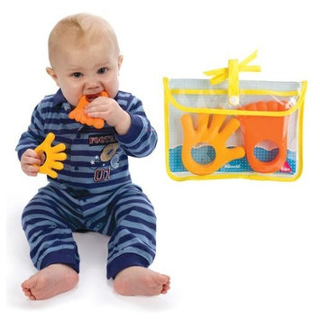 Toysmith Hand and Foot Teether
