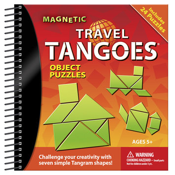 Rex Games Cartoon Network Travel Tangoes - Objects