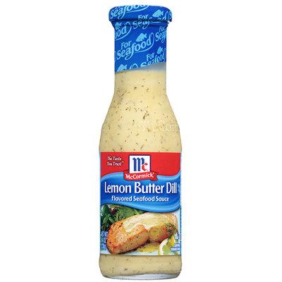 McCormick® Lemon Butter Dill Seafood Sauce