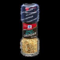 McCormick® Garlic Sea Salt Grinder