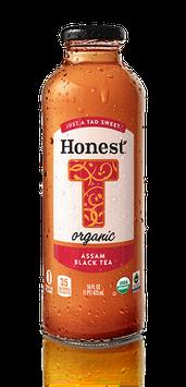 Honest Tea Organic Assam Black Tea