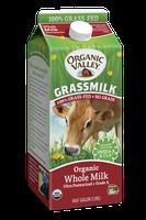 Organic Valley® Whole Grassmilk, Half Gallon