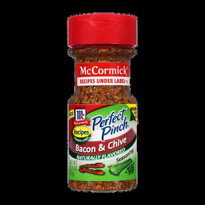 McCormick® Perfect Pinch® Bacon & Chive Seasoning