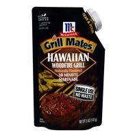 McCormick® Grill Mates® Hawaiian Woodfire Grill Single Use Marinade