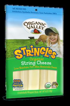 Organic Valley® Mozzarella Stringles
