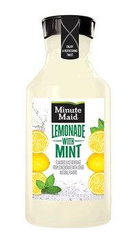 Minute Maid® Lemonade with Mint