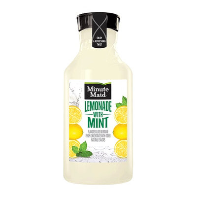 Minute Maid® Lemonade with Mint