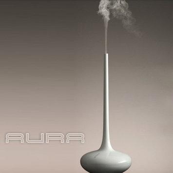 Modern Home Aura Ultrasonic Aroma Diffuser Mist Pod - Glacier White