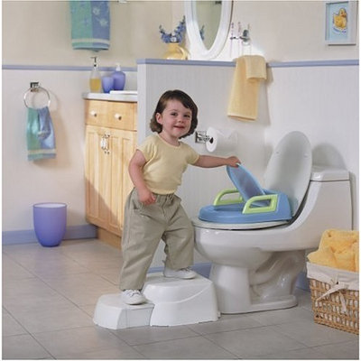Safety 1st Potty 'n Step Stool