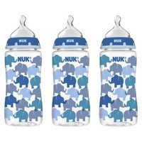 NUK Trendline 3pk 10oz Baby Bottle Set - Elephants