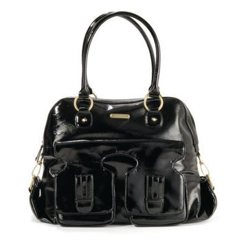 Timi And Leslie timi & leslie Marilyn II Diaper Bag, Black