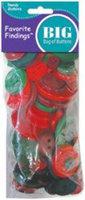 Favorite Findings Big Bag Of Buttons-Christmas 3.5oz