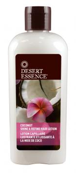 Desert Essence® Coconut Shine & Refine Hair Lotion