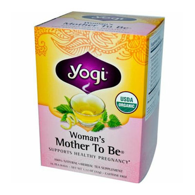 Yogi Woman's Mother To Be® Tea