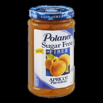 Polaner Apricot Preserves Sugar Free with Fiber