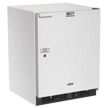 Marvel Scientific Refrigerator (4.6 cu ft, White, Right). Model: SA24RAS4RW1