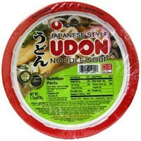 Nong Shim Japanese Style Udon Noodle Soup, 9.74-Ounce (Pack of 6)