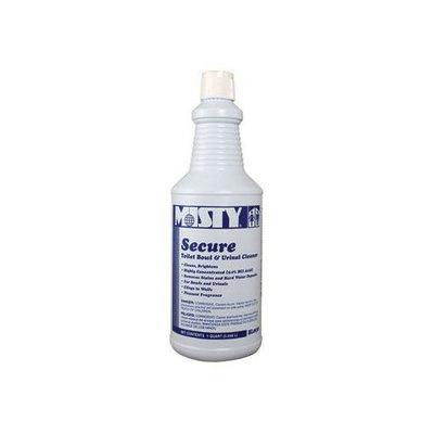 Misty Secure Hydrochloric Acid Bowl Cleaner