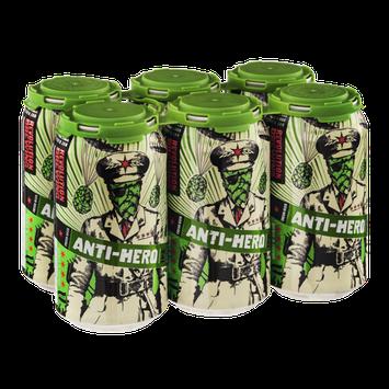 Anti Hero IPA Indian Pale Ale - 6 CT