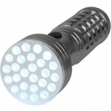 Trademark Global Super Bright 26 Bulb LED Flashlight Worklight
