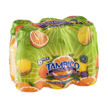 Tampico Citrus Punch Orange Tangerine Lemon - 6 CT