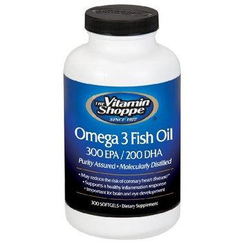 Vitamin Shoppe - Epa-Dha Omega-3 Fish Oil softgels