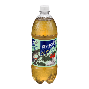 Brisk Honey Ginseng Flavor Iced Tea