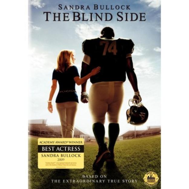 Blind Side, The Dvd from Warner Bros.