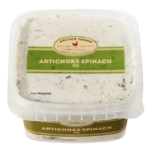 Archer Farms Artichoke Spinach Dip - 12 oz.