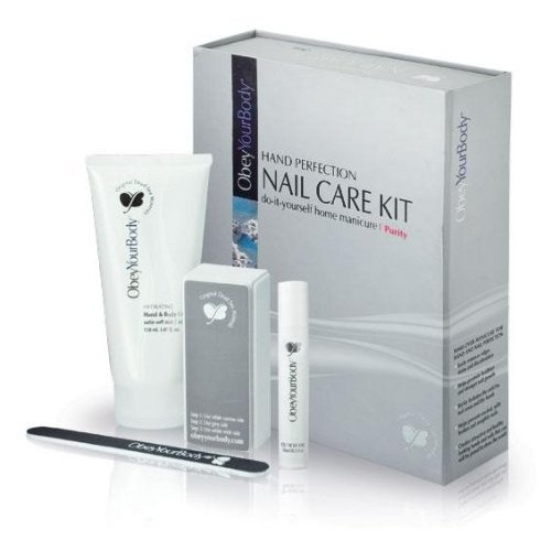 Obey Your Body Nail Care Kit - Purity