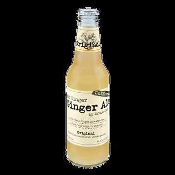 Bruce Cost Unfiltered Original Ginger Ale