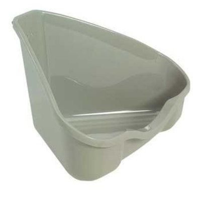 Marchioro Usa SMO34697 Nora 2-Corner Litter Pan for Small Animals
