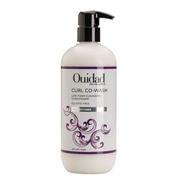 Ouidad Curl Co-Wash Low-Foam Cleansing Conditioner, 16 oz