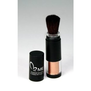 Makeover Essentials Luxurious Bronze Powder and a Silky-soft Brush in One
