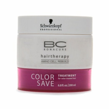 Schwarzkopf Professional Bonacure Color Save Gluten Free Treatment for Color-Treated Hair