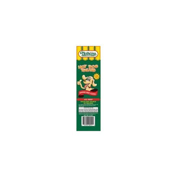 Nathan's Famous Hot Dog Smoked Beef Flavored Dog Treats