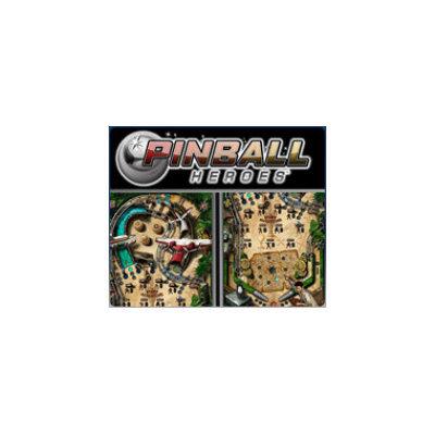 Pinball Heroes - UNCHARTED DLC