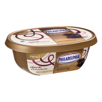 Kraft Philadelphia Indulgence Dark Chocolate Cream Cheese Spread