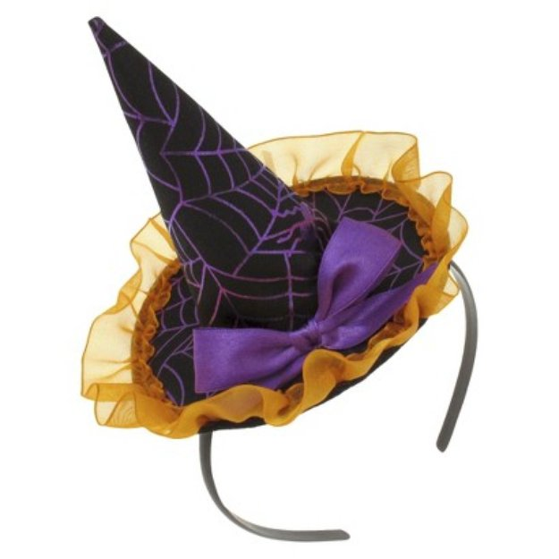 Target Home Halloween Girls Mini Witch Hat