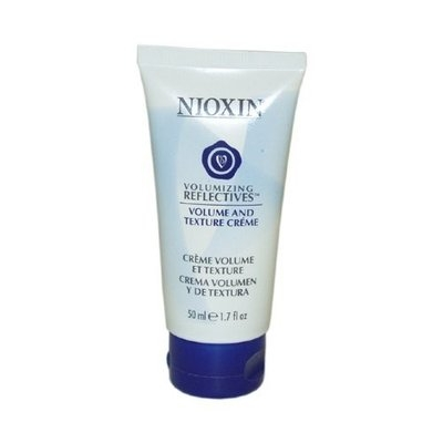 Volumizing Reflectives Volume and Texture Crème by Nioxin, 1.7 Ounce
