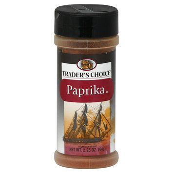 Traders Choice Paprika, 2.25 oz (64 g)