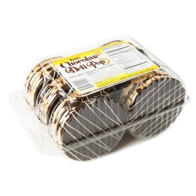Kim's Deli Pop Kim's Chocolate Dipped Deli Pop (6 Cases, 18 Pieces/Case)