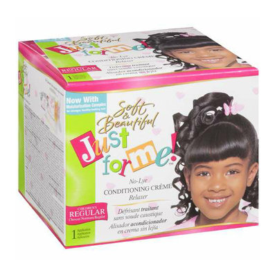 Soft & Beautiful Just For Me No Lye Conditioning Creme Relaxer