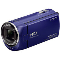 Sony HDR-CX220/L Blue Handycam Camcorder, 2.7