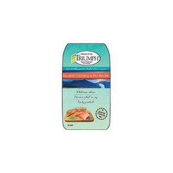 Triumph Pet-Sunshine Mill Triumph Pet Industries-Triumph Salmon, Oatmeal, And Pea Cat Food 7 Pound 00883