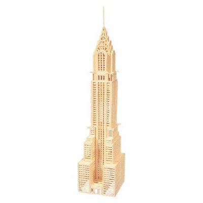 Matchitecture Chrysler Building Ages 10+