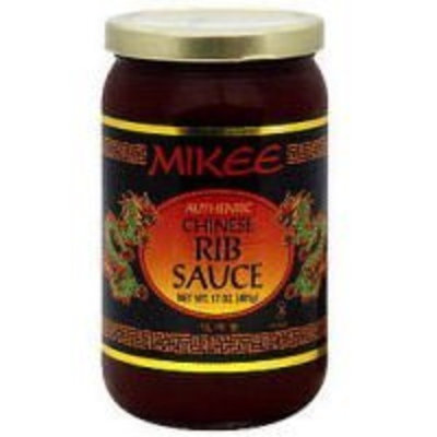 Mikee Sauce Chinese Rib Authent 17 OZ (Pack Of 12)