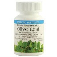 Eclectic Institute - Olive Leaf Fresh Raw Freeze-Dried 475 mg. - 90 Vegetarian Capsules