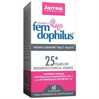 Jarrow Formulas Fem Dophilus - 60 Capsules